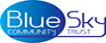 blue sky commuity trust logo