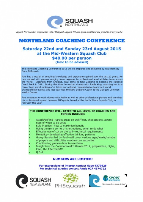 Northland Coaching Conference 2015_0001