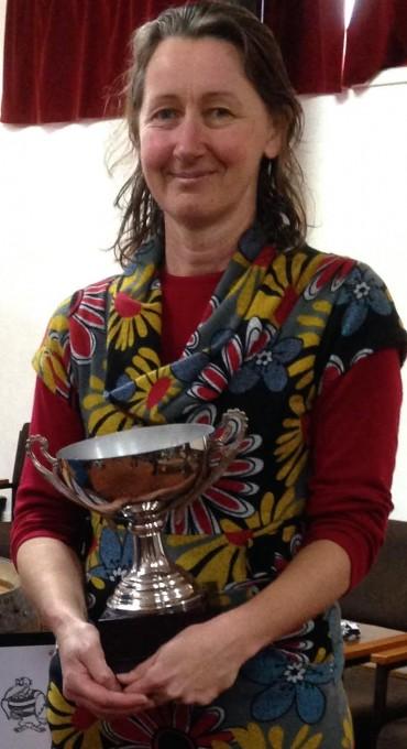 Fiona Moselen 2015 Masters Winner