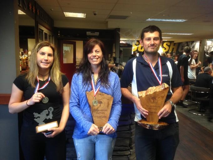 Champ of Champs winners 2015
