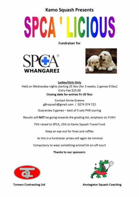 SPCA'licious Poster_0001