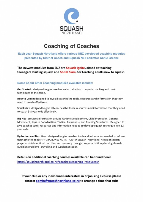 Coaching Modules 2016_0001
