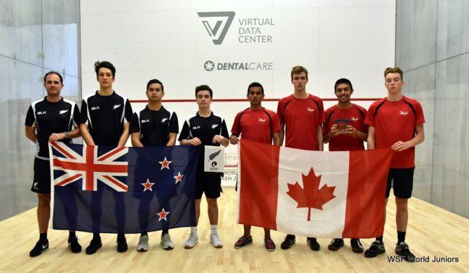 NZ v Canada photo