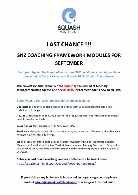 Coaching Modules September 2016_0001
