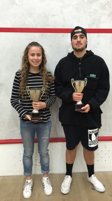 Zoe and Shayden Northland Juniors 2016